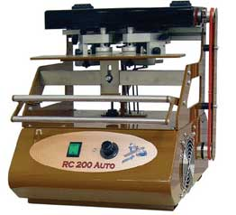 Edge Inking Machine