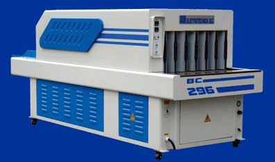 Heat Setter Machine